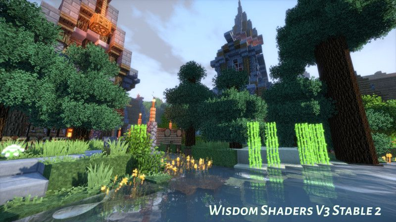Wisdom Shaders & its future (part 2)